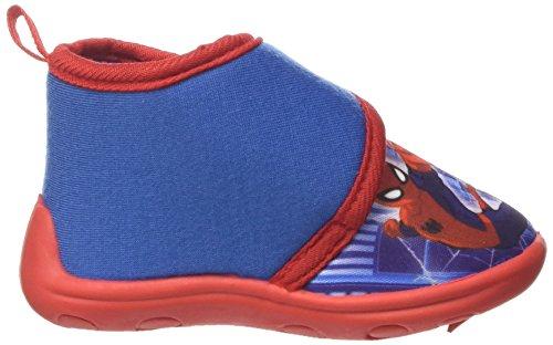 Marvel S18185d/Az - Zapatillas Niños Rosso (Rosso)