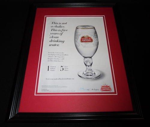 2016-stella-artois-beer-11x14-framed-original-advertisement