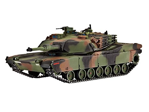 M1a1 Tank - Revell of Germany M1A1 Abrams