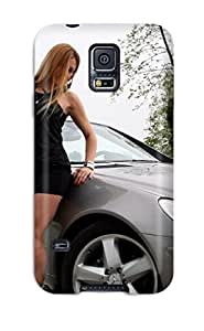 Cute High Quality Galaxy S5 Girls And Cars Case