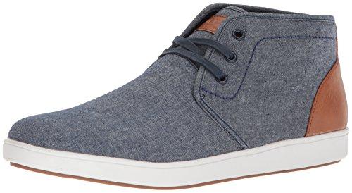 Steve Madden Men's Ferrin Sneaker Navy Fabric outlet PP8ypg5ga