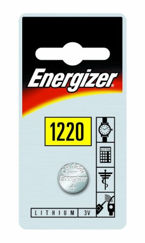 Connector 3 Volt Lithium Battery (Energizer- Cr1220 3v Lithium Coin Cell Battery)