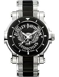 Harley-Davidson Men's Bulova Watch. 78A109 by Harley-Davidson