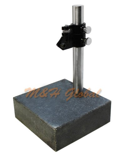 6x6x2 Granite Dial Indicator Stand Check Granit Block Stand Surface Plate Column