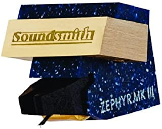 product image for Soundsmith Zephyr MK/III Moving-Iron High-Output Cartridge with Contact-line stylus