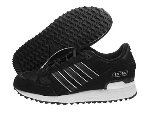 White ZX da Black adidas Ginnastica 750 Scarpe Uomo 60fOOqP8w