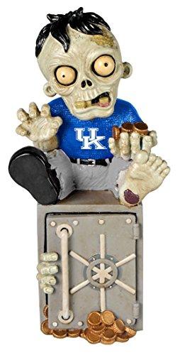 Wildcat Figurine - Kentucky Wildcats Zombie Figurine - Bank