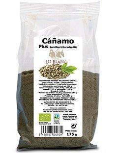 CÁÑAMO + CHÍA + LINO SEMILLAS BIO TRITURADAS LO BLANC - Bolsa 175 g