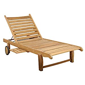 41wYhGZbQXL._SS300_ Teak Lounge Chairs & Teak Chaise Lounges