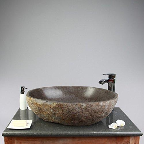 Flussstein Waschbecken kaufen