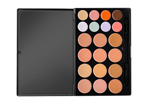 Morphe 20CON - 20 Color Contour - Yellow Tone Skin Based