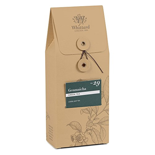 Whittard Tea Genmaicha Loose Leaf 50g by Whittard