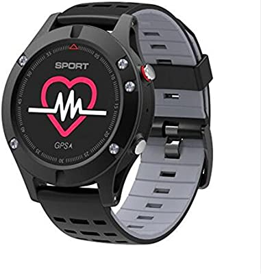 Amazon.com: Nueva F5 Smart Watch con GPS Altímetro Barómetro ...