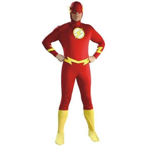 Rubies Costume Comics Flash Adult