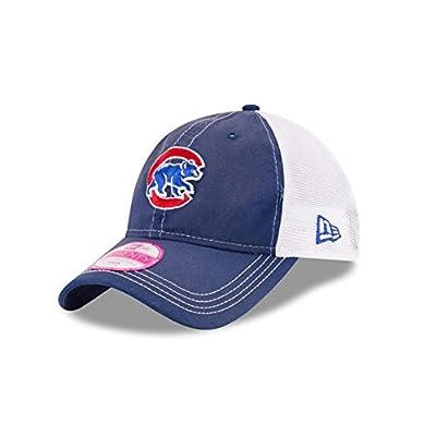 Chicago Cubs New Era MLB Blue/White Spirited 9Twenty Women's Hat