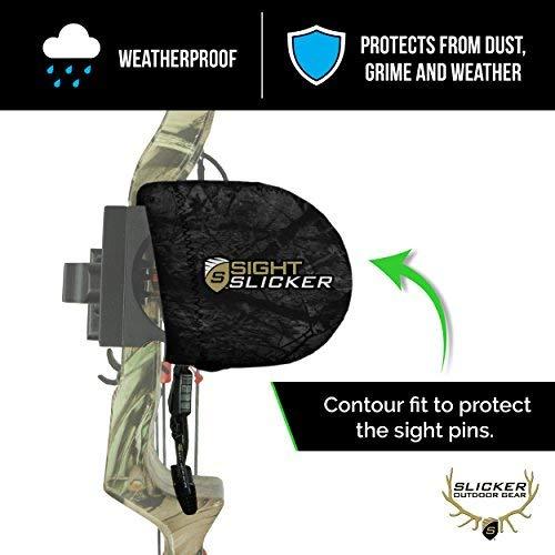 Slicker Sight Guard, Scope Gear, Archery Camo - by
