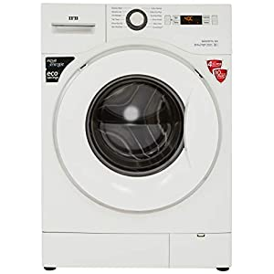 IFB 6.5 kg Fully-Automatic Front Loading Washing Machine (Senorita WX, White, Inbuilt Heater, Aqua Energie water softener)
