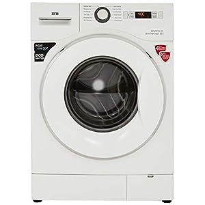 IFB 6.5 kg Fully-Automatic Front Loading Washing Machine (Senorita WX, White, Inbuilt Heater, Aqua Energie water…