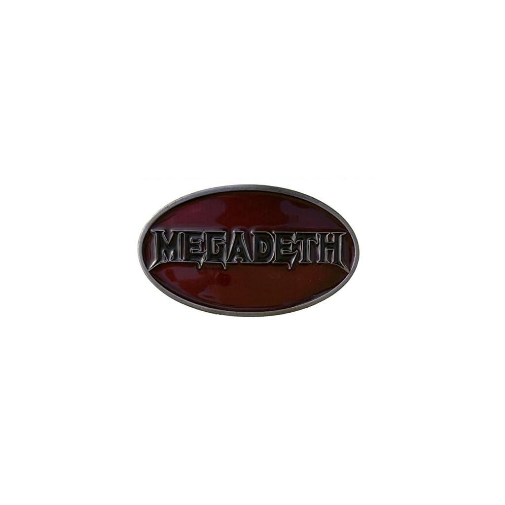 Megadeth – Hebilla de cinturón