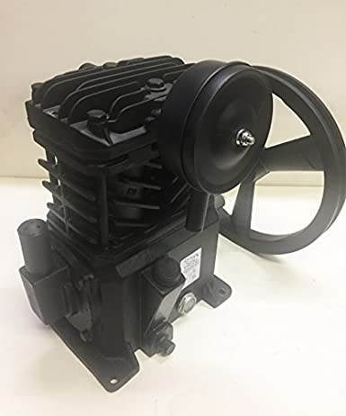 Amazon.com: Campbell Hausfeld VT4923 3Hp Cast Iron Air Compressor Pump + Flywheel VT470000KB: Industrial & Scientific