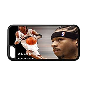 meilz aiaiGeneric Silicone Clear Phone Cases For Kids For iphone 6 4.7 inch With Allen Iverson Basketball Player Choose Design 3meilz aiai