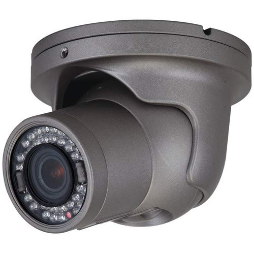 Resolution 3.6 Mm Lens - SPECO Technologies | HT6041T BNC Connection Camera, IR Turret, WDR, Day/Night, 2000 x 1121 Resolution, Fixed 3.6 MM Lens, 24 Volt AC/12 Volt DC