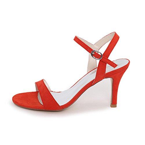 Chaussures amp; YC Mariage Femme Evénement Matières Cuir L Soirée Verni Habillé Strass Champagne Eté Personnalisées Sandales BoucleTalon 7UCqTcwx