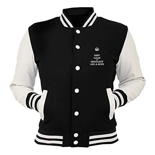 Like Boss Nera Giacca shirtshock And T Graduate Keep Tkc3432 College A Calm P1zn5wtqf
