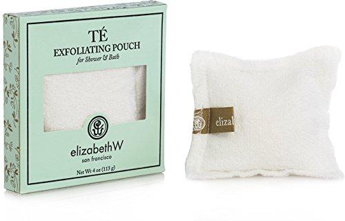 Elizabeth W Bath Pouch - Elizabeth W Te Exfoliating Bath Salts Pouch