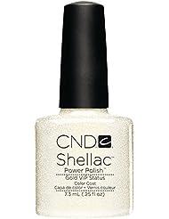 Creative Nail Shellac Gold Vip Status, 0.25 Fluid Ounce
