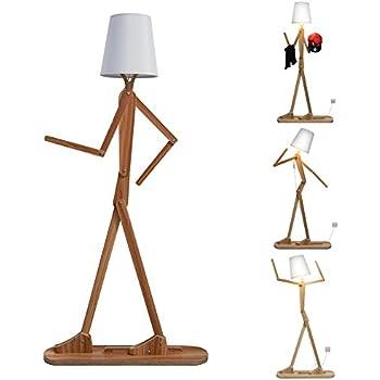 Hroome Cool Tall Decorative Floor Stand Lights Adjustable
