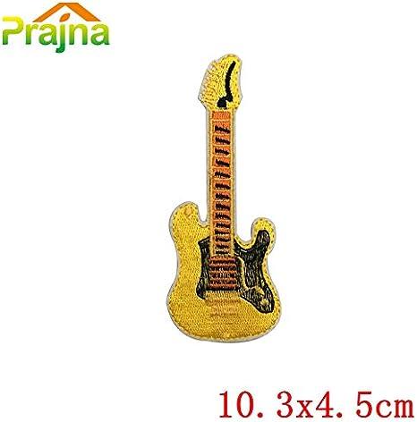 coolpart 1pcs parche de la música guitarra Cheap Cute Hippie ...
