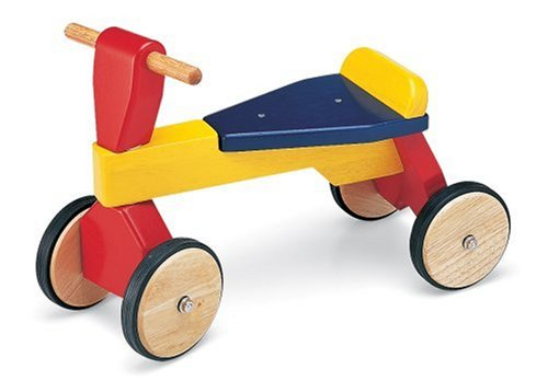 Pintoy Wooden Trike by Pintoy