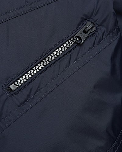 Dark amp;jones 12115999 Navy Jack Jjvbernard Giacca Blu Jacket Zw50IS