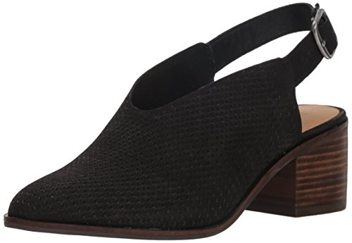 Lucky Brand Women's Lideton Pump, Black, 8.5 Medium US