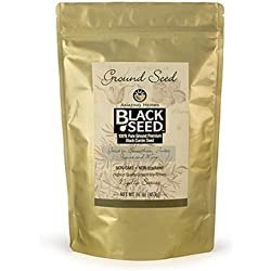 Amazing Herbs Black Seed Ground Seed , 16 Ounce