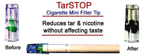 Tar Stop Mini Cigarette filters (200pcs) #165