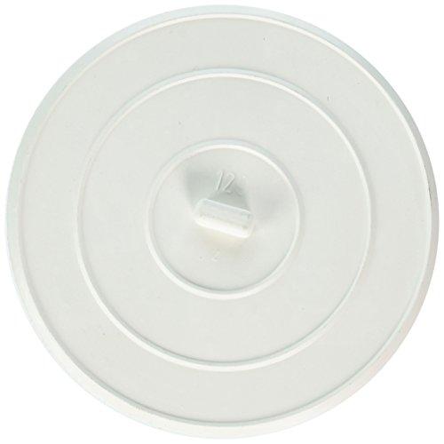 Do it Best 431125 Do it Rubber Sink Stopper, 5-Inch, White