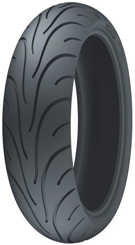 UPC 182683093286, Michelin Pilot Road 2 Compound Tire Rear 180/55-17 ZR