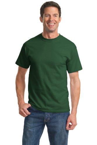 Port & Company Men's Tall Essential T Shirt XLT Forest Green ()