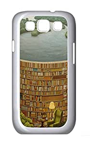 Samsung Galaxy S3 I9300 Cases & Covers - Ls Jacek Yerka Custom PC Soft Case Cover Protector for Samsung Galaxy S3 I9300 - White