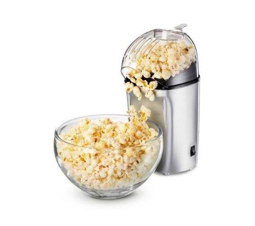 Princess Popcorn Maker 1200W Plata palomitas de maiz poppers - Palomitero (1200 W, 220-240 V, 50/60 Hz): Amazon.es: Hogar