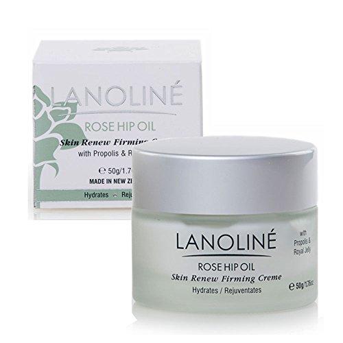 Lanoline New Zealand Rosehip Oil Skin Renew Firming Creme
