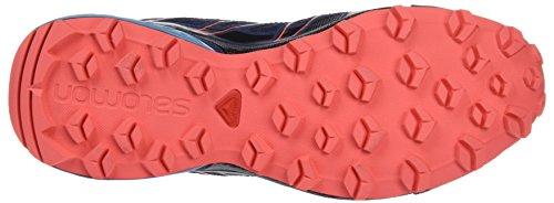 Salomon Speedcross Vario GTX W, Chaussures de Trail Femme, Bleu, 43.3 EU Black