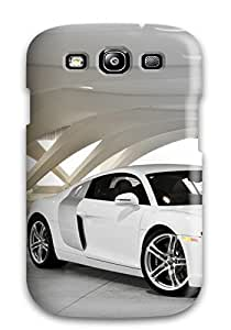 Snap-on Audi R8 Case Cover Skin Compatible With Galaxy S3