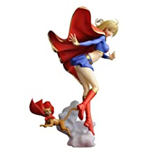 Superman: Supergirl Bishoujo Figure (DC Comics X Bishoujo Collection)