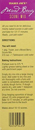 Trader Joe's Mixed Berry Scone Mix - 2 Pack by Trader Joe (Image #3)