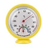 Practical Indoor Outdoor Thermometer Hygrometer Temperature Humidity Meter