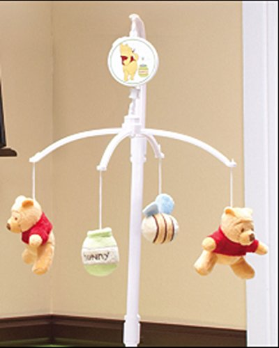 Disney Mobile Musical (Disney Baby Pooh's ABC musical mobile)