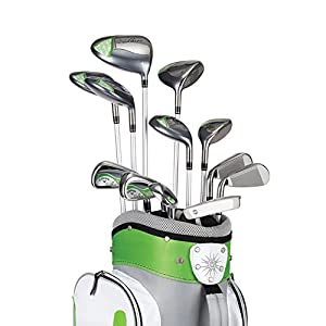 Callaway Women's 2016 Solaire Complete Golf Set with Bag (13 Piece)